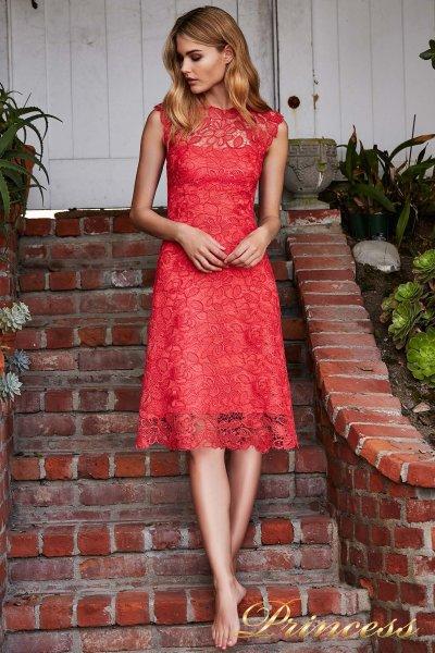 Вечернее платье BBD 18555M RED (красный)
