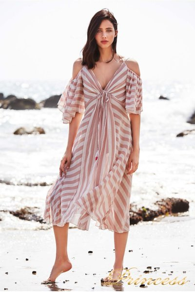 Вечернее платье BCZ 18441M ROSE QUARTZ (розовый)