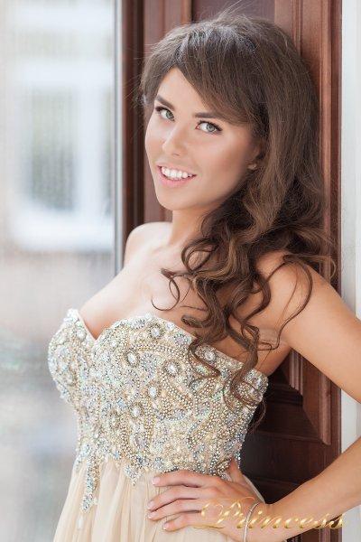 Вечернее платье 12013N (персиковый)