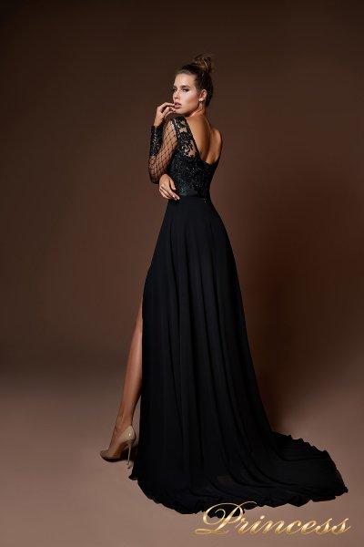 Вечернее платье 8059 (чёрный)