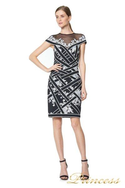 Вечернее платье TADASHI SHOJI AGD16191M BLACK (чёрный)