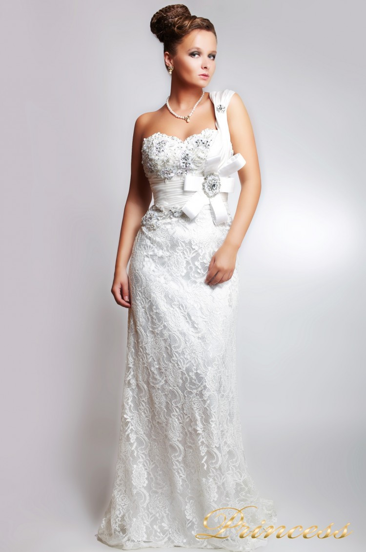 Свадебное платье 283 белого цвета