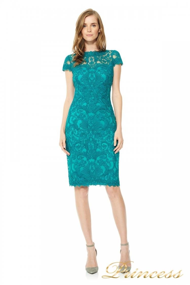 Вечернее платье ALX1812M зеленого цвета